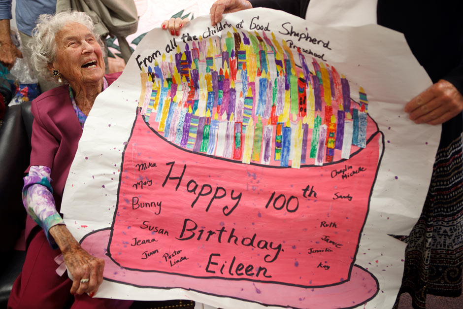 100th Birthday Party Scott MacDonald Photography