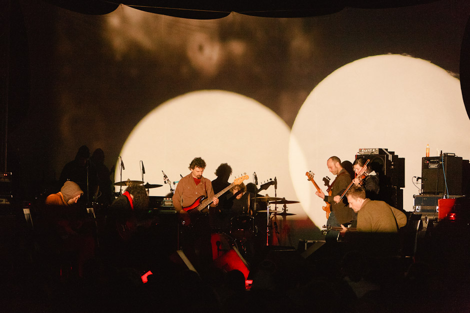 Godspeed You! Black Emperor in Big Sur, April 15, 2012