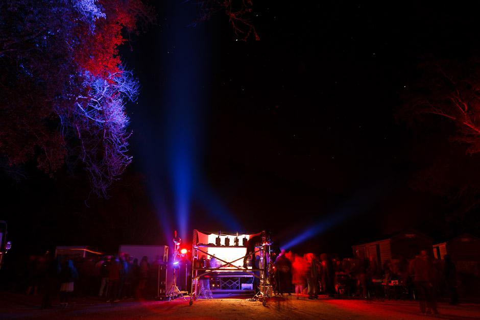 Godspeed You! Black Emperor in Big Sur, April 15, 2012